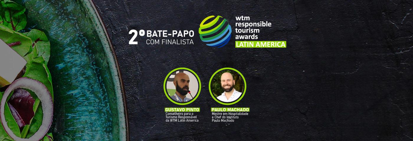 2° Bate Papo com Finalista – Prêmio de Turismo Responsável