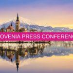 Slovenia press conference