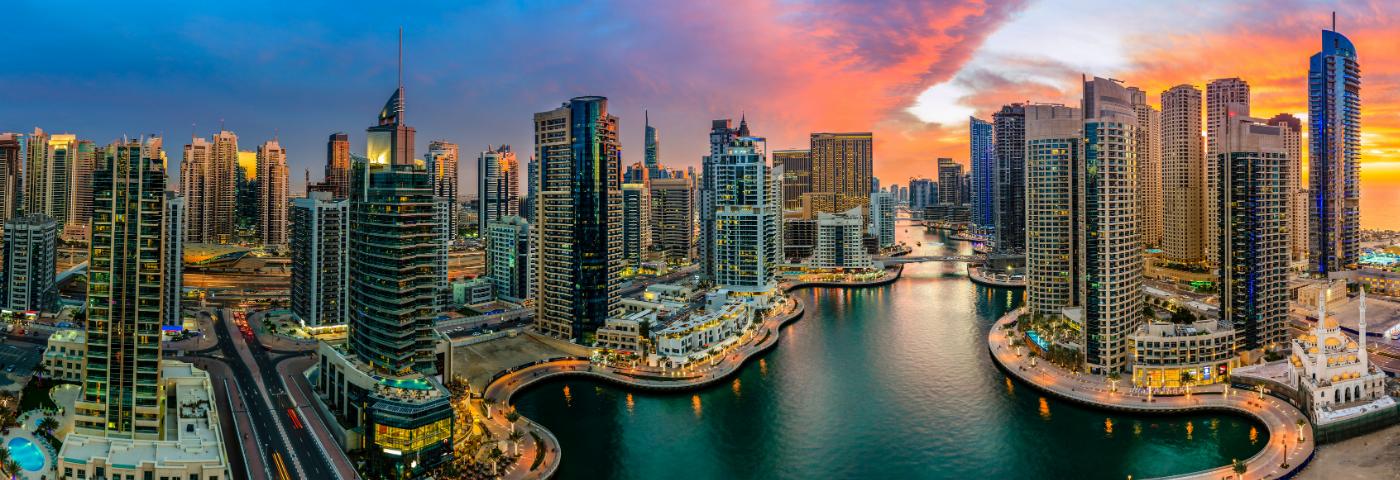 Europeans Head to Dubai for ATM