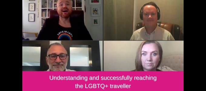 Understanding and successfully reaching the LGBTQ+ traveller