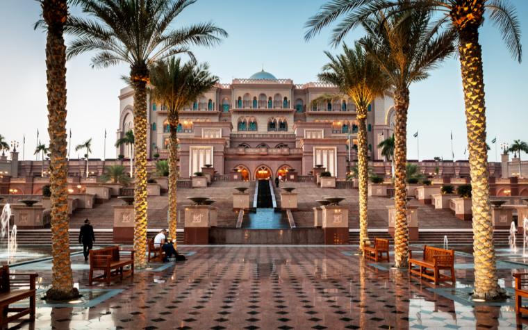 middle east hospitality