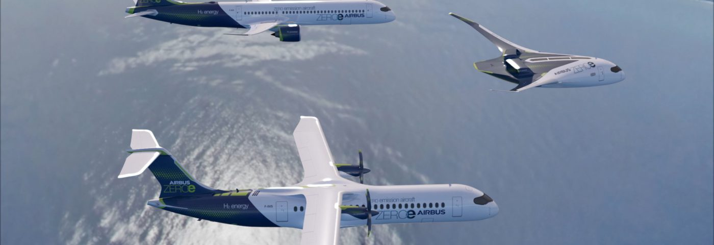 Cause for optimism on climate change? But Aviation lags behind