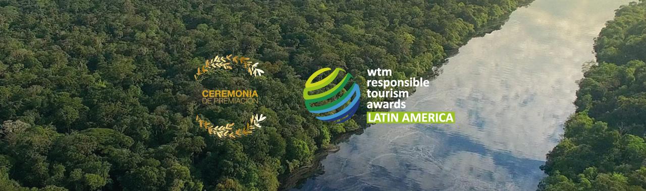 WTM Latin America revela ganadores de la 1a Edición del Premio de Turismo Responsable