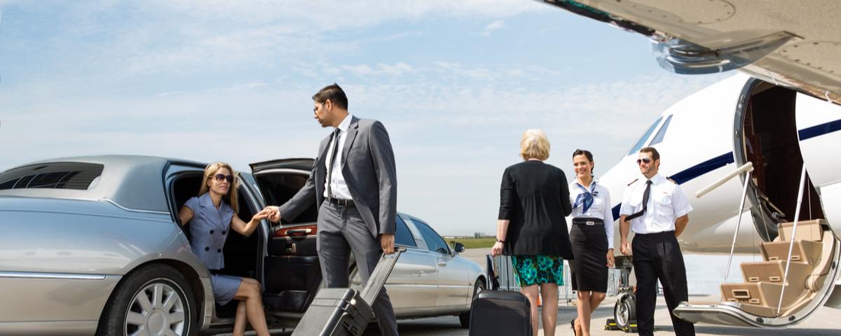 Private Jet Companies Flourish Amidst Industry Slump