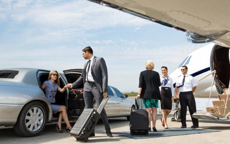 Private Jet Companies Flourish