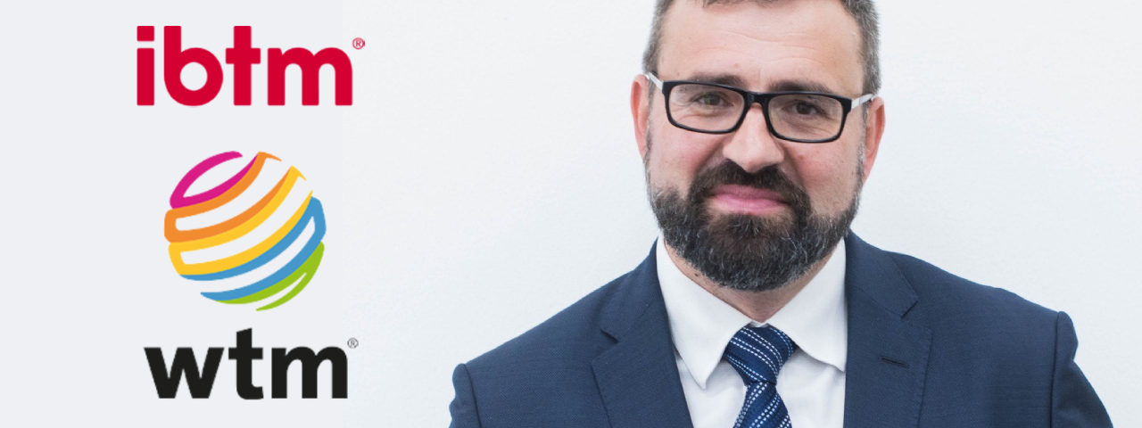 RX UK appoints Vasyl Zhygalo as Portfolio Director of WTM and IBTM brands
