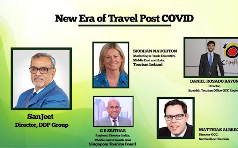 New era of travel post covid