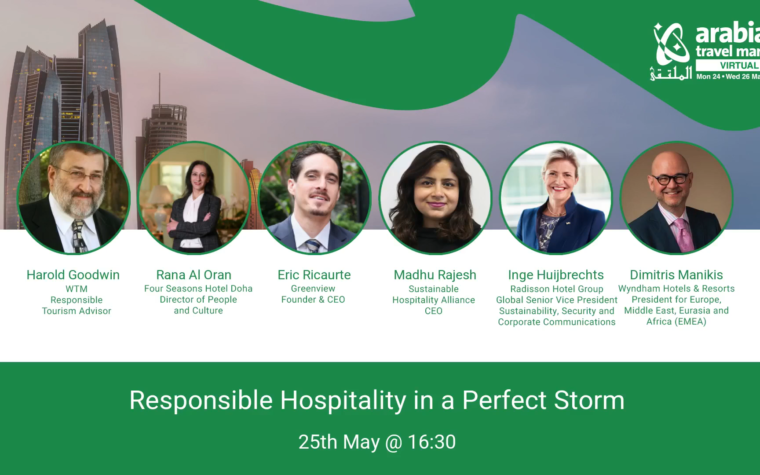 Responsible Hospitality in a Perfect Storm