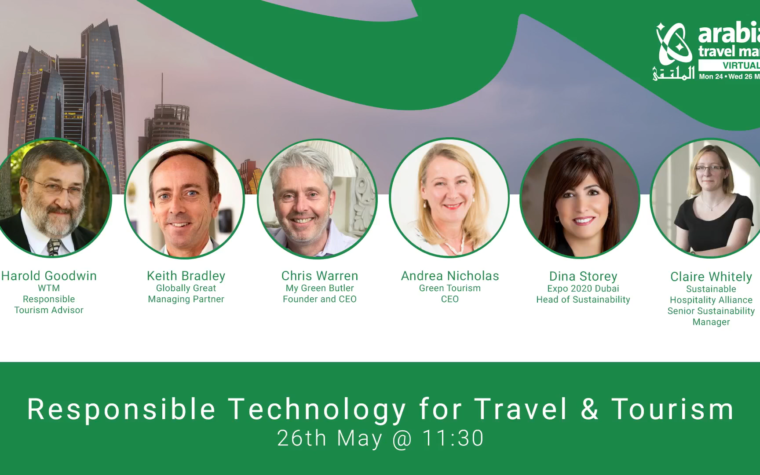 Responsible Technology for Travel & Tourism