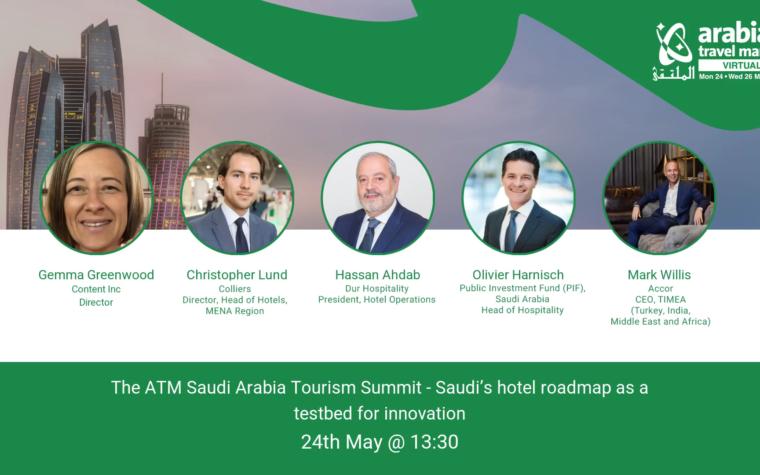 The ATM Saudi Arabia Tourism Summit