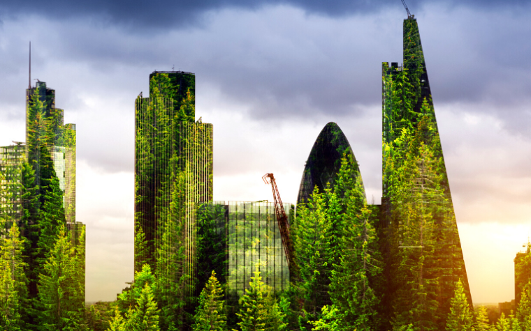 london skyline responsible tourism