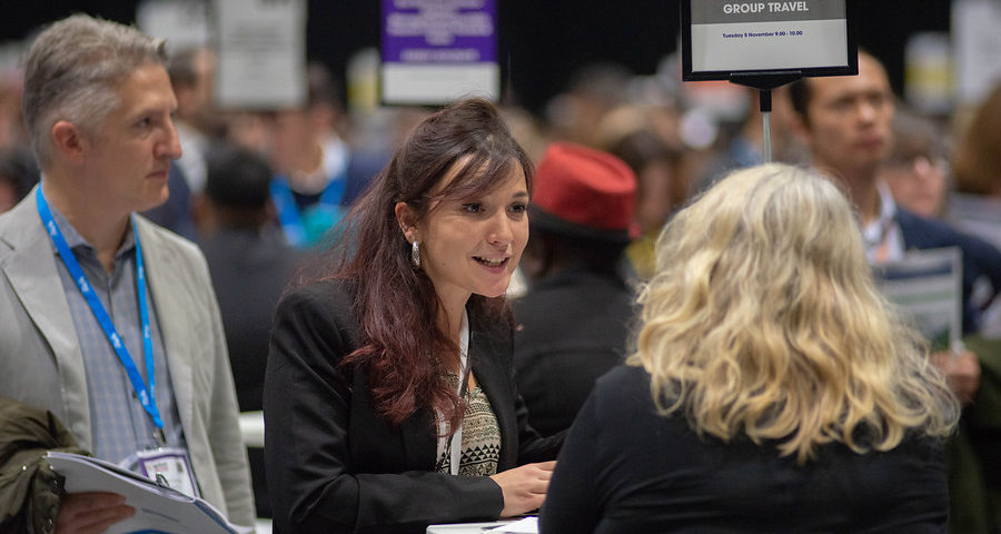 Face-to-Face Speed Networking Returns to WTM London