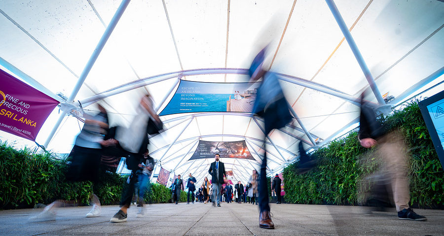More than 65 countries represented at WTM London 2021