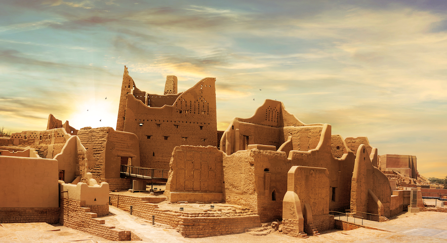 Saudi Arabia's At-Turaif UNESCO World Heritage Site opens to the world